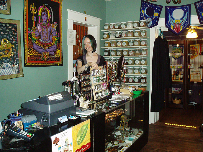 Wiccan shops in florida